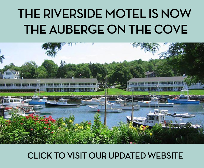 Riverside Motel, Ogunquit, Maine – Perkin's Cove and Ocean Views